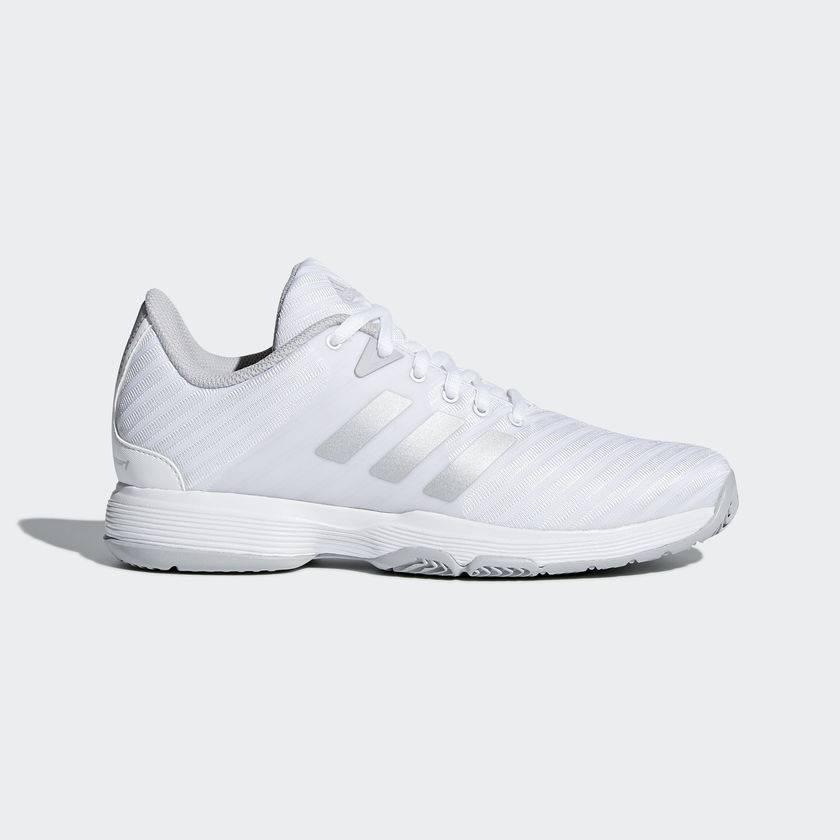 pretty nice c3a8c 63663 ... Adidas Adidas Barricade Court Womens Tennis Shoe (2018)
