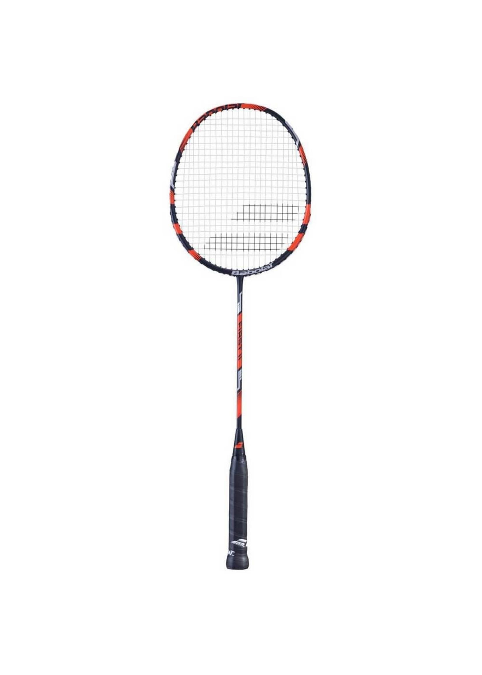 Babolat Babolat First II Badminton Racket, Red (2019)