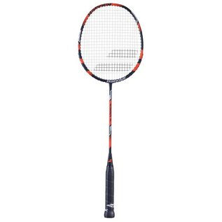 Babolat Babolat First II Badminton Racket, Red (2019)