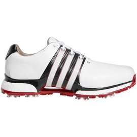 Adidas Adidas Tour 360 XT Mens Golf Shoe (2019), White/Black/Red