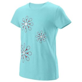 Wilson Wilson Floret Tech Junior T-Shirt (2019)