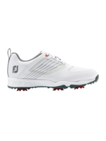 Footjoy FootJoy Fury Junior Golf Shoe (2019) White/Silver