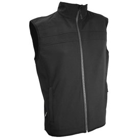 Highlander Highlander Soft Shell Gilet Jacket Black