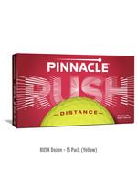Titleist Pinnacle Rush 15 Pack Golf Balls (2019) - Yellow