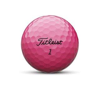Titleist Titleist Velocity 3 Pack Golf Balls (2019) - Pink