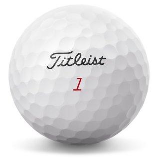 Titleist Titleist ProV1x Dozen Pack Golf Ball (2019) - Yellow