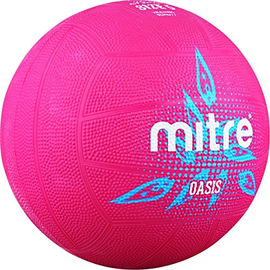 mitre Mitre Oasis Training Netball 4