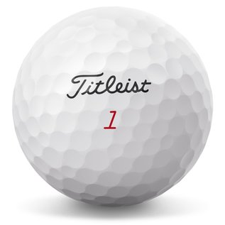 Titleist Titleist ProV1x 3 Pack Golf Balls (2019) - White
