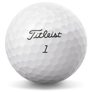 Titleist Titleist ProV1 3 Pack Golf Balls (2019) - White.
