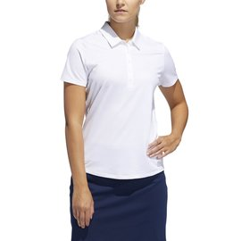 Adidas Adidas Ladies Microdot Golf Polo Shirt (2019)