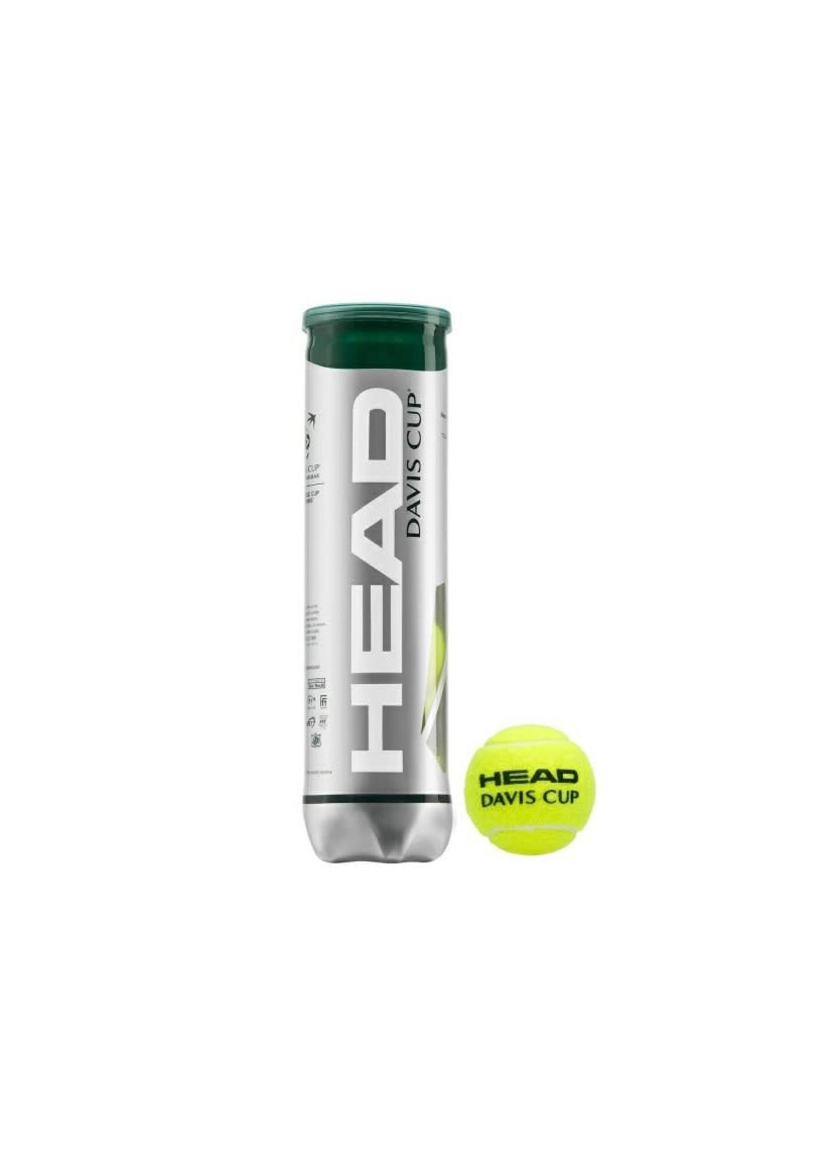 Head Head Davis Cup Tennis Balls
