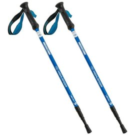 Highlander Highlander Mull 3 Section Walking Poles (pair)