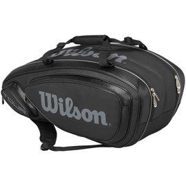 Wilson Wilson Tour V 9 Racket Bag, Black (2018)