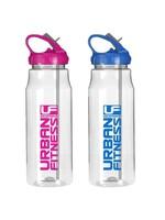 UF Equipment Hydro Drinks Bottle 700ml, Pink