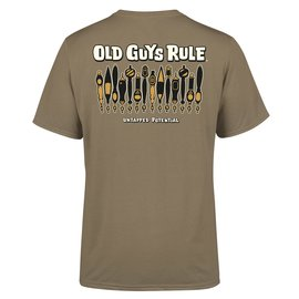 Old Guys Rule Old Guys Rule T-Shirt - Untapped Potential