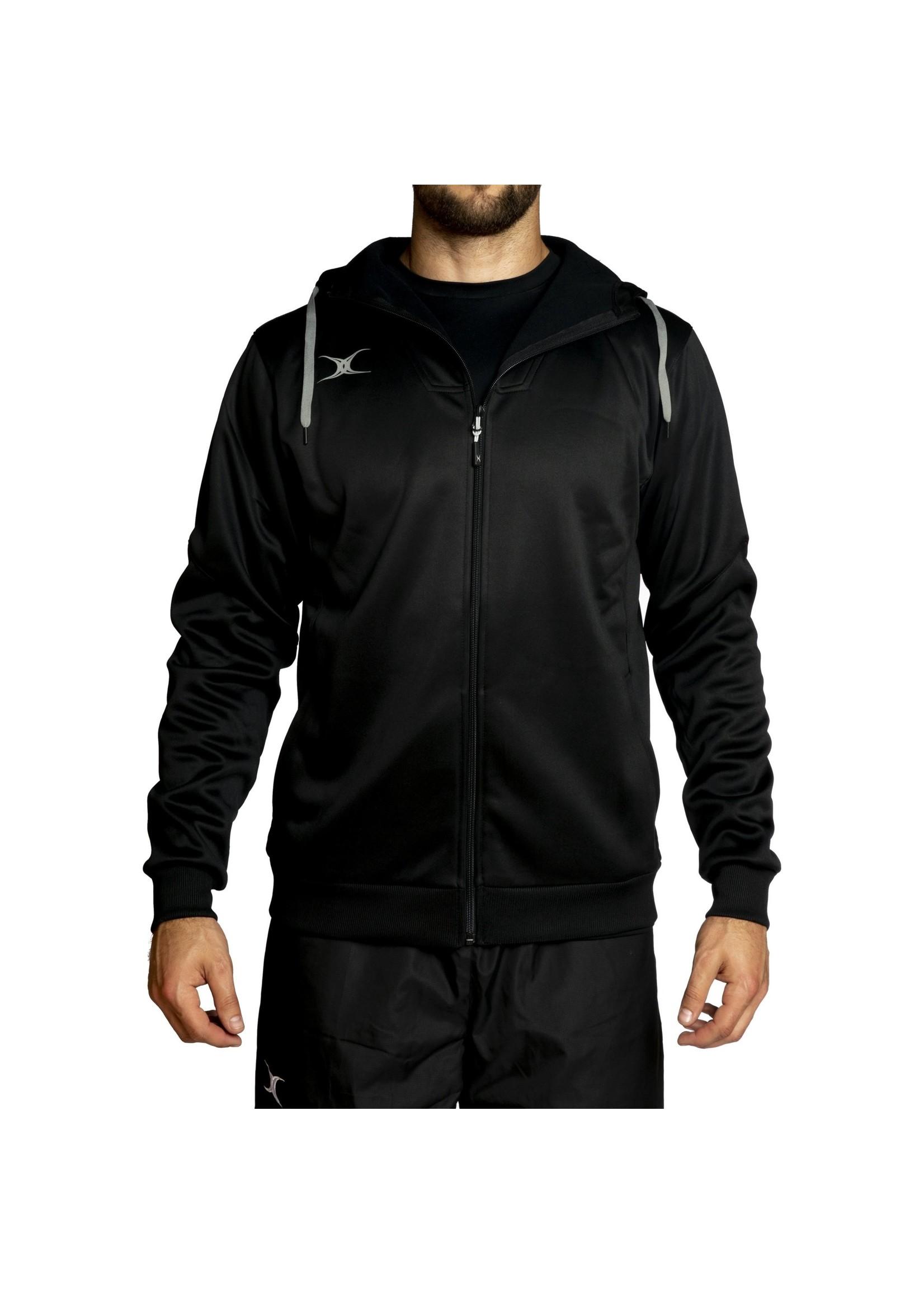 Gilbert Gilbert Jacket Pro Tech Hood FZ, Black