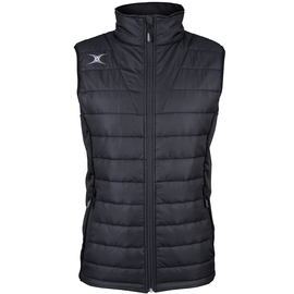 Gilbert Gilbert Jacket Pro Bodywarmer Black