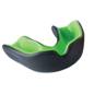 Gilbert Gilbert Virtuo Density Mouthguard, Black/Green Adult