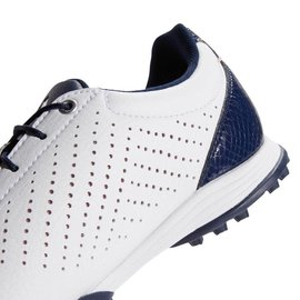 Adidas Adidas W Adipure SC Ladies Golf Shoes, White/Navy