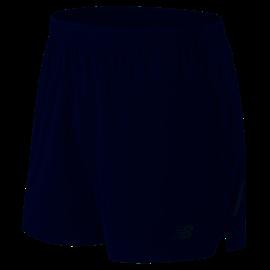 new balance New Balance Mens Impact 5 Inch Shorts, Navy