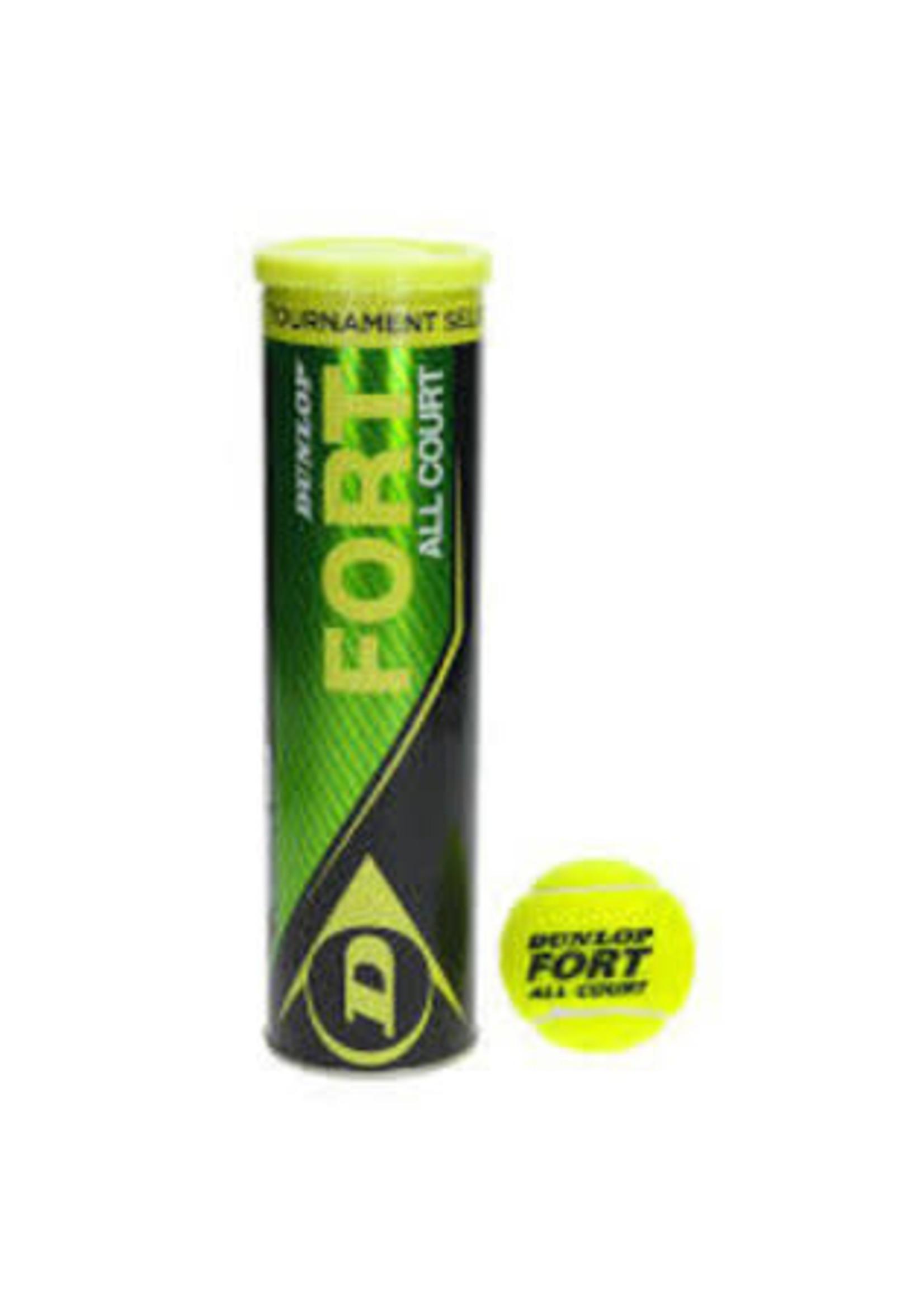 Dunlop Dunlop Fort Tennis Balls Tournament Select [4]