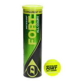 Dunlop Dunlop Fort Tennis Balls Tournament Select [4]