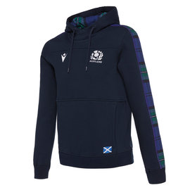 Macron Macron SRU M19 6NT Heavy Cotton Junior Hoody (2019)