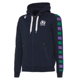 Macron Macron SRU M19 6NT Heavy Cotton Full Zip Junior Hoody (2019)