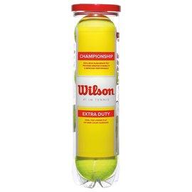 Wilson Wilson Championship Tennis Balls [4] (2019)
