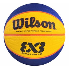 Wilson Wilson FIBA 3X3 Replica Basketball, 6
