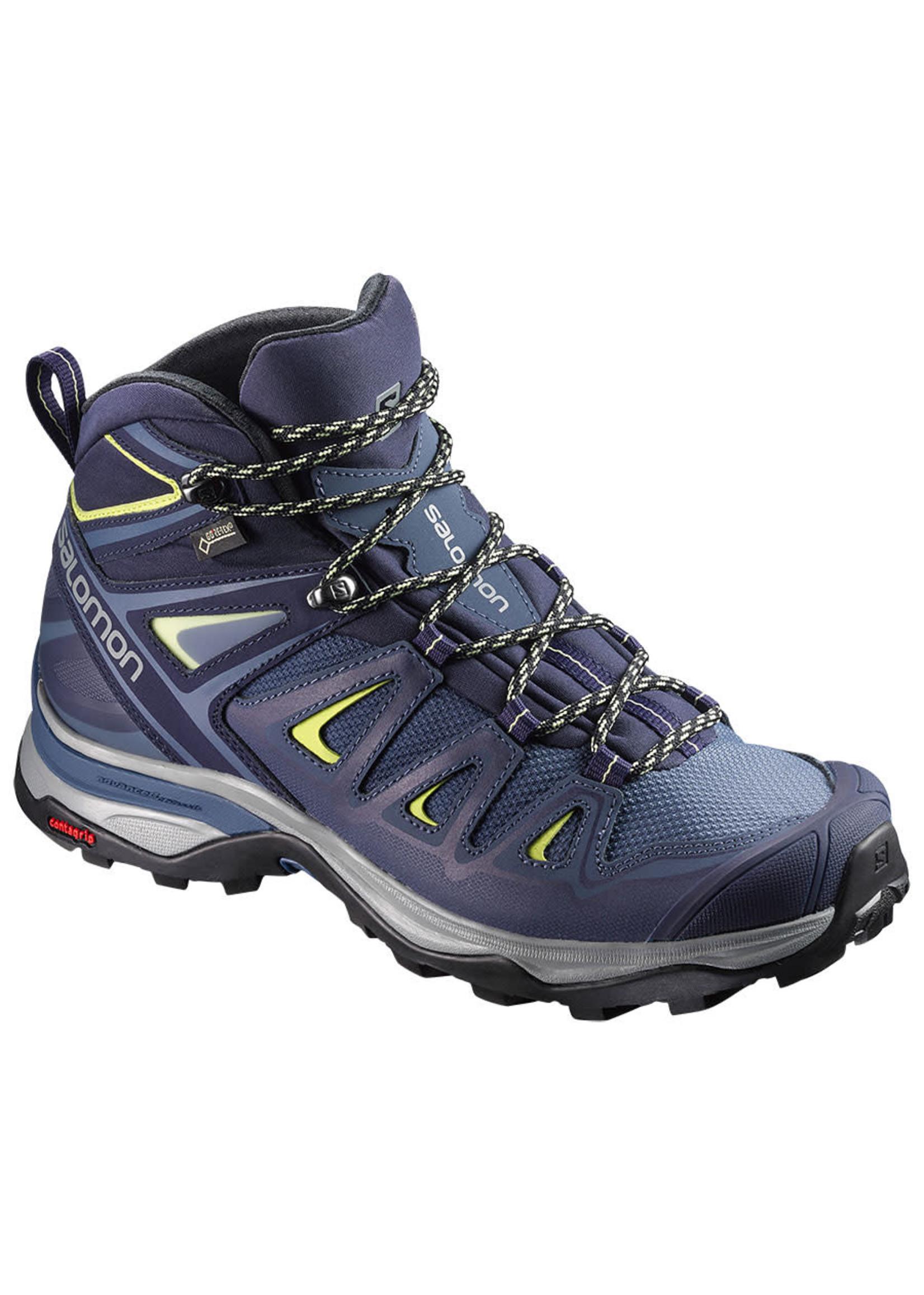 Salomon Salomon X Ultra 3 Mid GTX Ladies Trail Shoe (2019)
