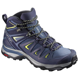 Salomon Salomon X Ultra 3 Mid GTX Ladies Trail Shoe (2019)
