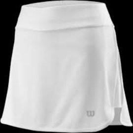 "Wilson Wilson Junior G Team 11"" Skort White M"