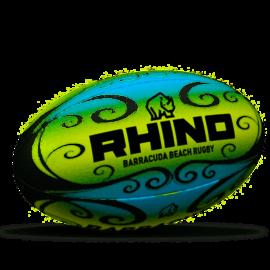Rhino Barracuda Beach Rugby Ball - Midi