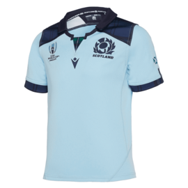 Macron Macron SRU M19 RWC Away Replica Shirt SS Junior