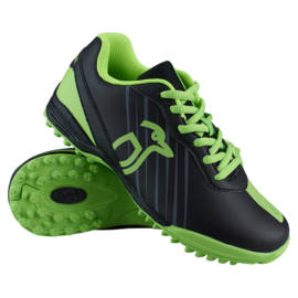 Kookaburra Kookaburra Neon Lime Junior Hockey Shoe (2019)