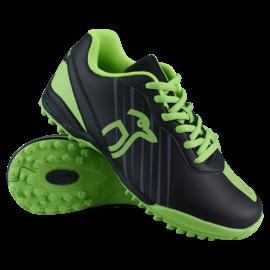 Kookaburra Kookaburra Neon Lime Junior Hockey Shoe (2019)