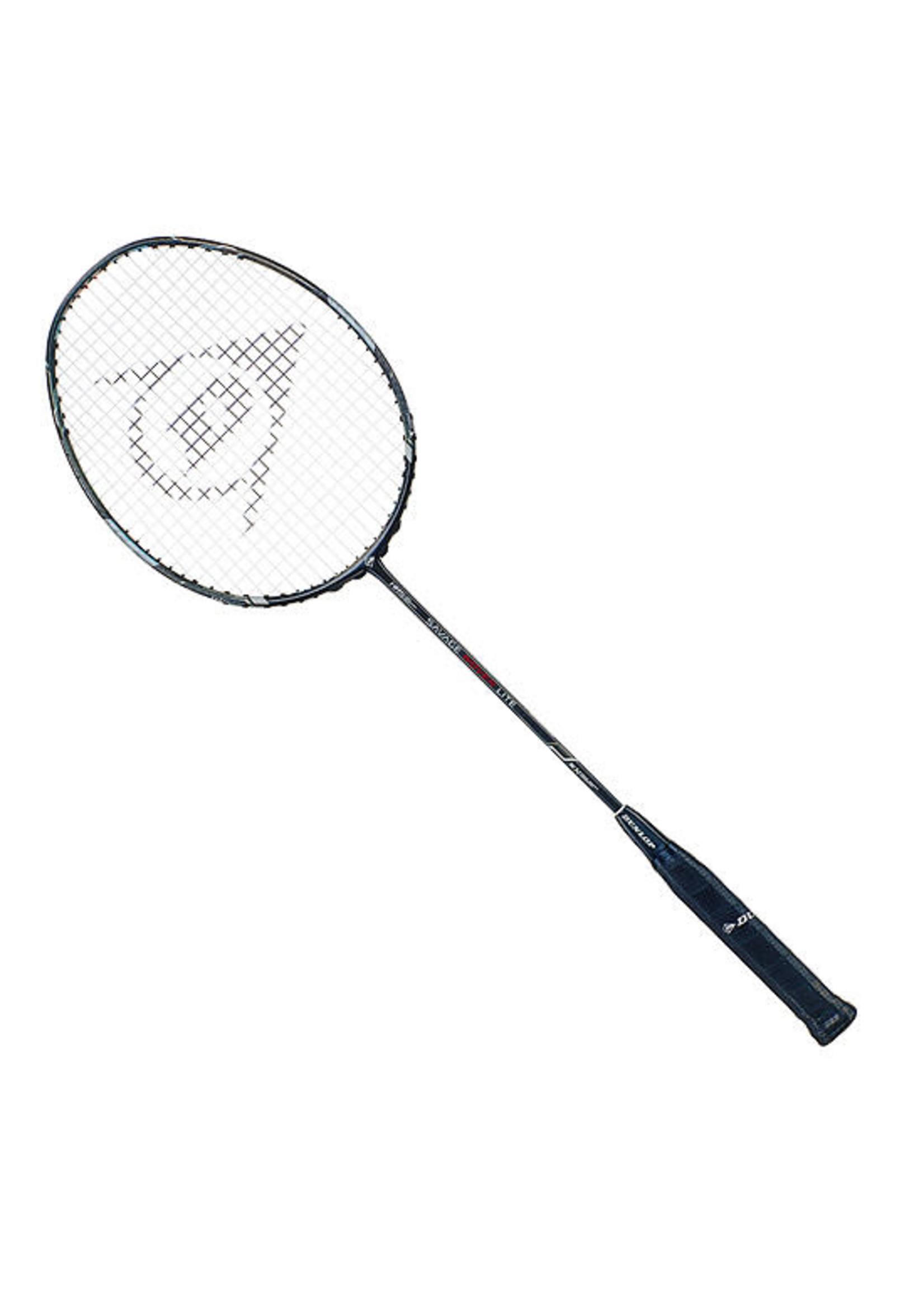 Dunlop Dunlop Nanoblade Savage Woven Lite Badminton Racket (2019)