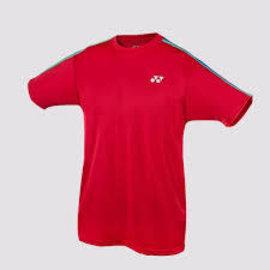 Yonex Yonex YT1004 Mens T Shirt (2018)  Red Xl