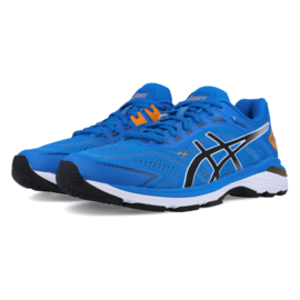 Asics Asics GT-2000 7 Mens Running Shoe, Directoire Blue/ Black