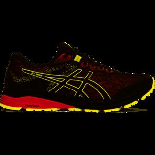 Asics Asics GT 1000 8 GTX Mens Running Shoe, Graphite Grey/ Sour Yuzu