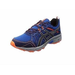 Asics Asics Gel-Venture 7 Mens Trail Running Shoes (2019) Electric Blue/ Sheet Rock