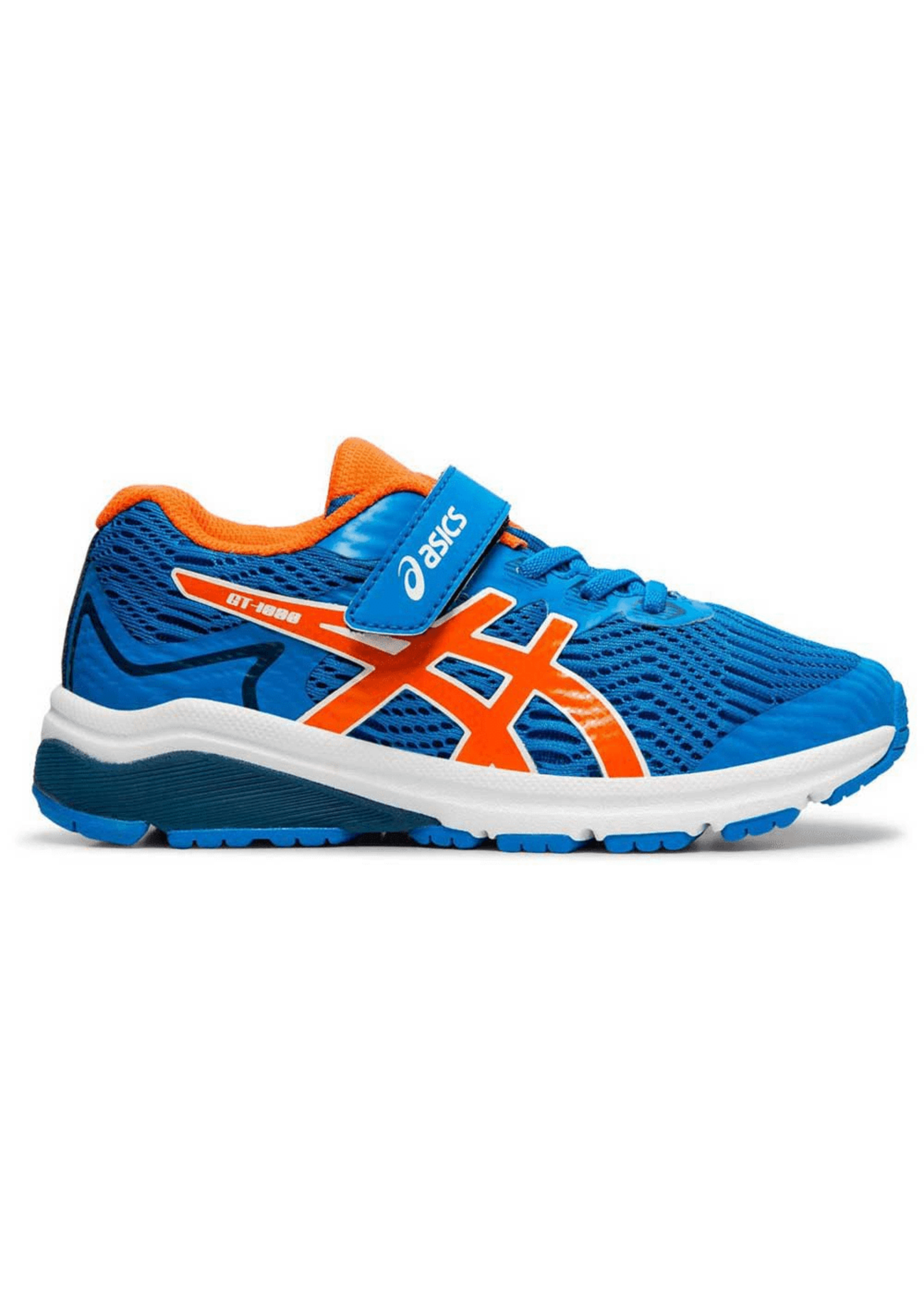 Asics Asics GT 1000 8 Junior Running Shoe (2019) Directoire Blue/Koi