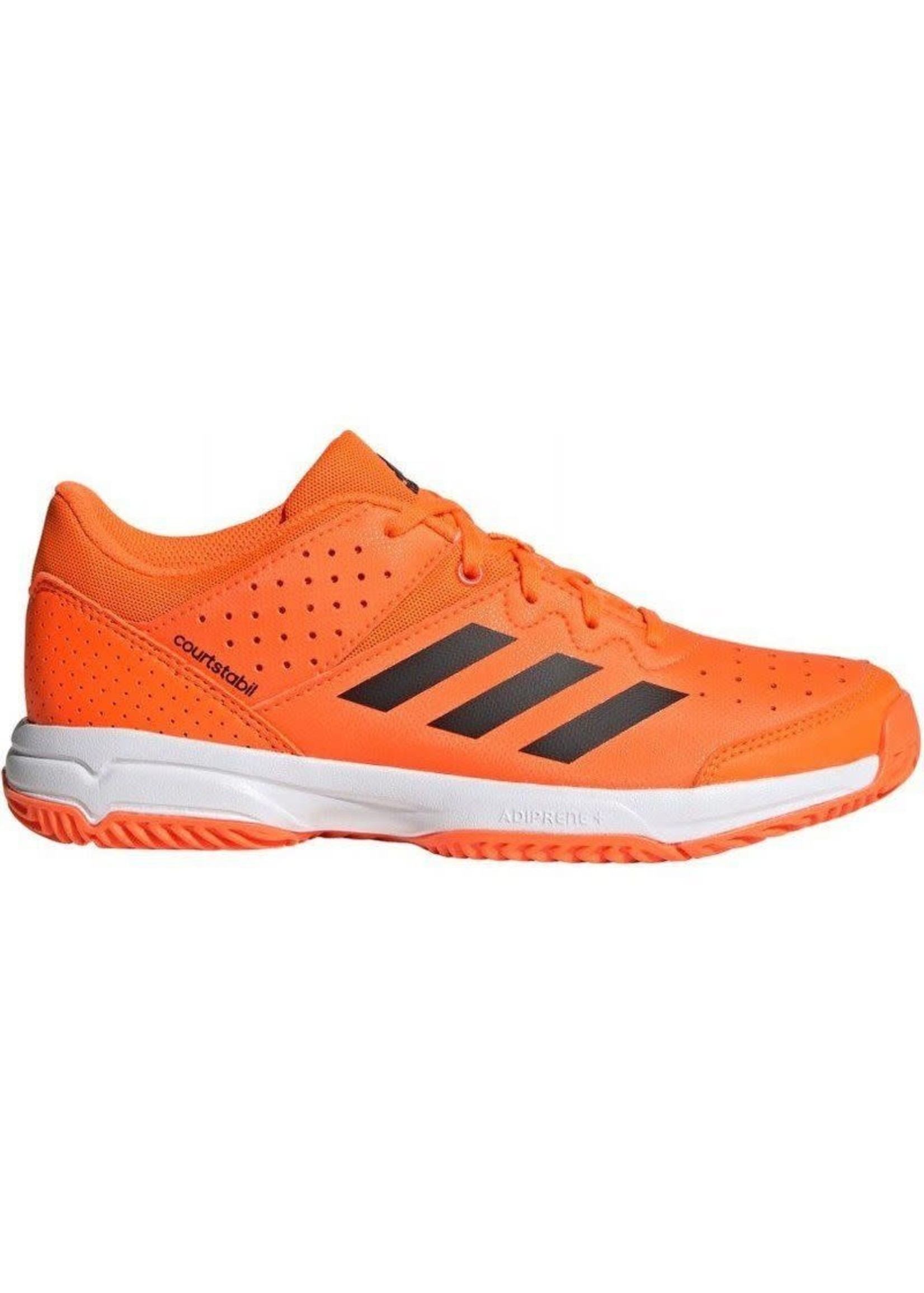 Adidas Adidas Court Stabil Jr Indoor Shoe (2019) - Orange