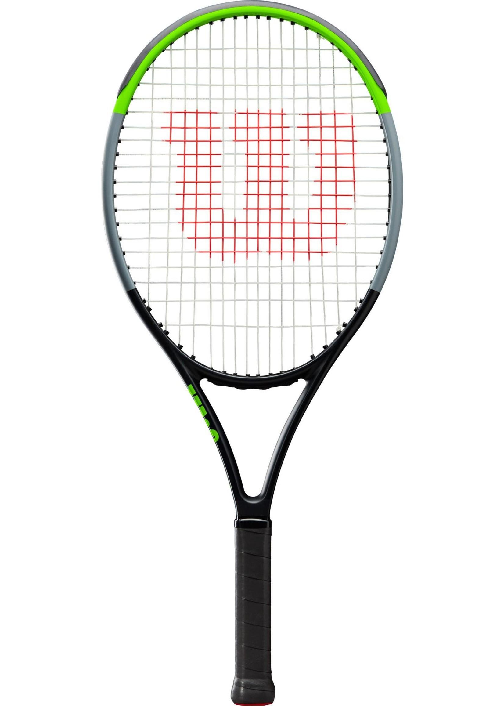 """Wilson Wilson Blade 25"""" Junior Tennis Racket (2019)"""