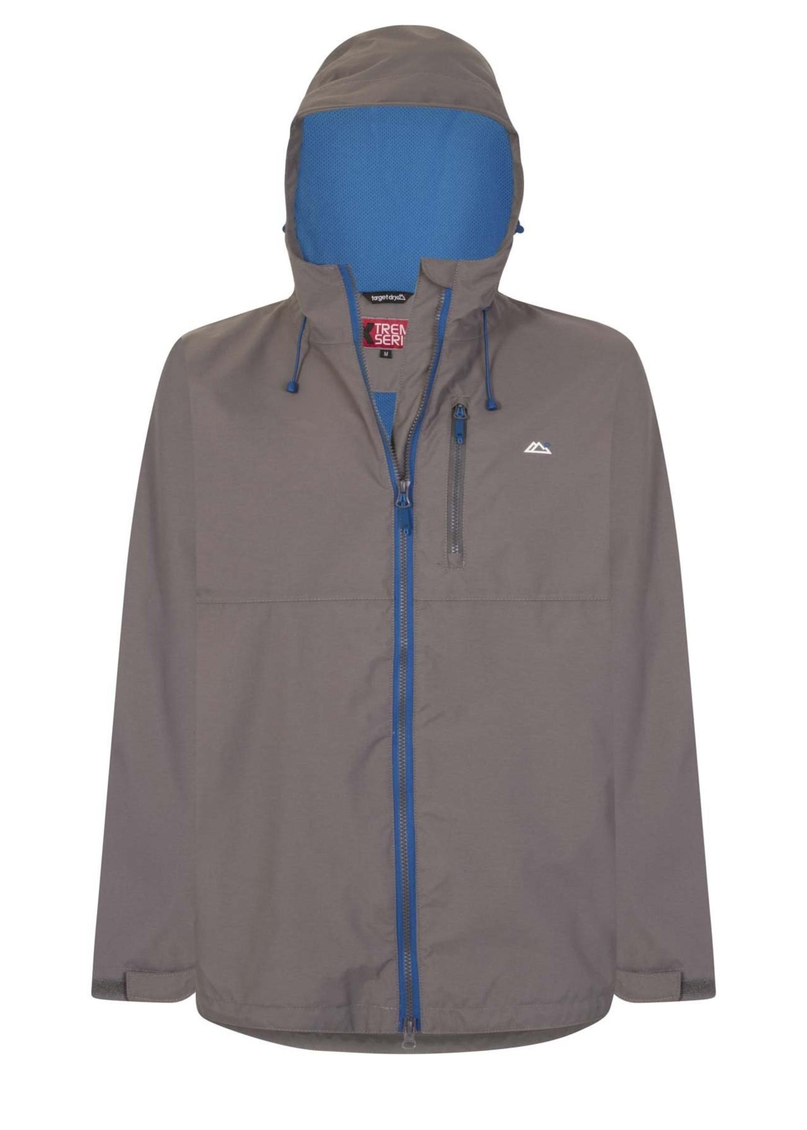 Target Dry Target Dry Kinetic 2  Mens Waterproof Jacket - Graphite