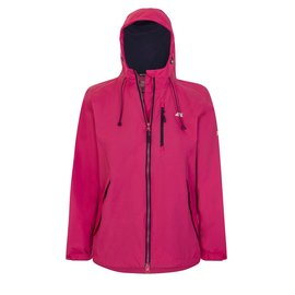 Target Dry Target Dry Solar 2  Ladies  Waterproof Jacket - Fuchsia