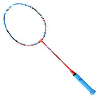Adidas Adidas Wucht P2 Badminton Racket, Blue/Orange (2019)