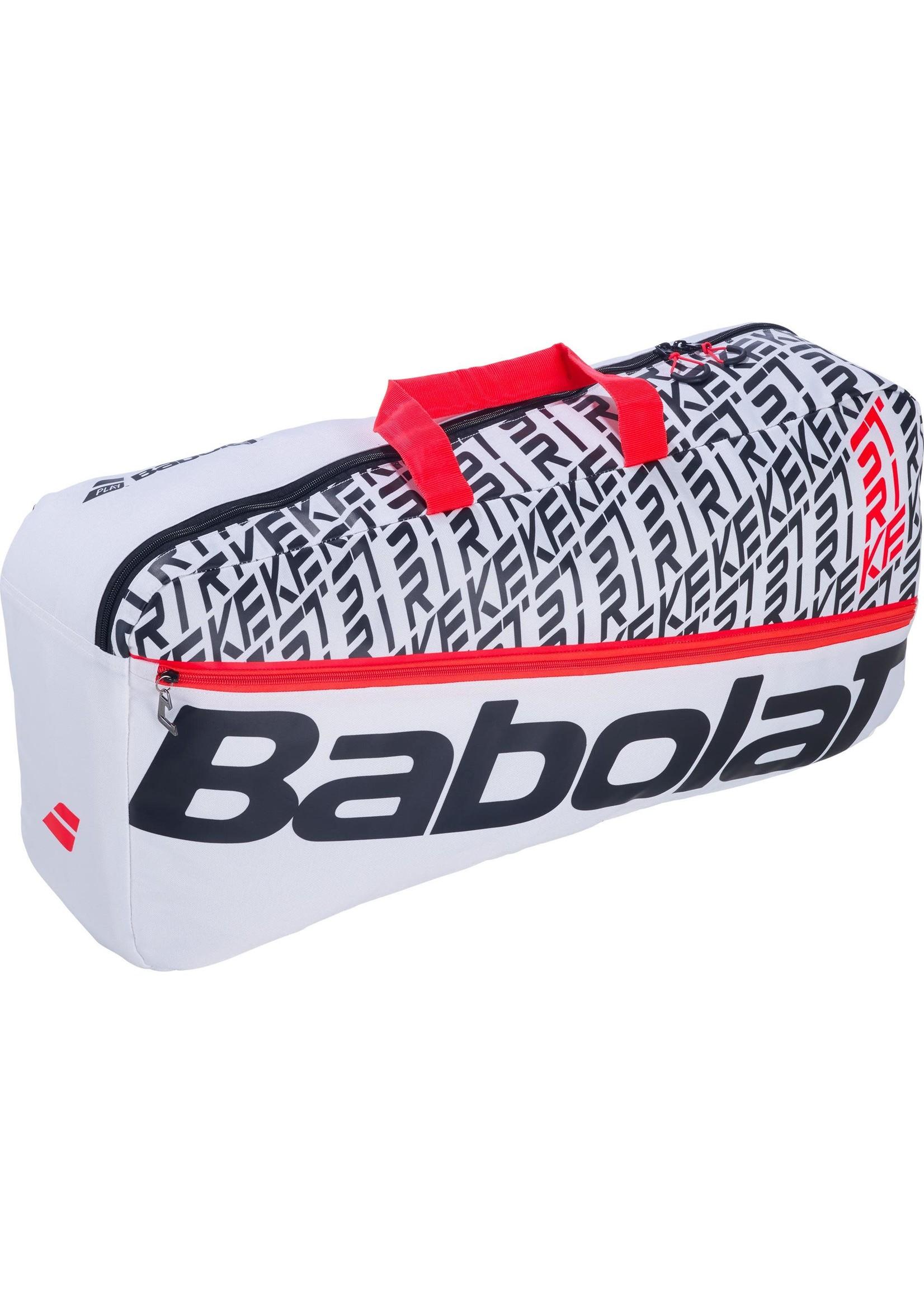 Babolat Babolat Pure Strike Duffle Bag, White/Red (2019)