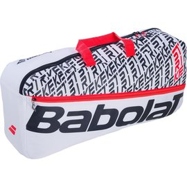 Babolat Babolat Pure Strike Duffle Bag, White/Red (2019)
